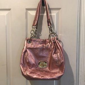 Kathy VanZeeland bucket bag